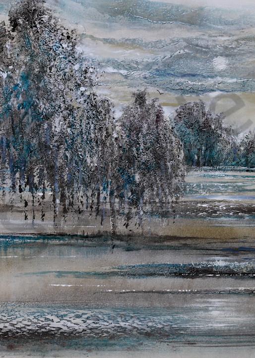 Cool Morning  Art | John Blowers Art