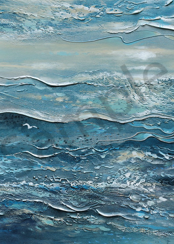Rolling Surf  Art | John Blowers Art