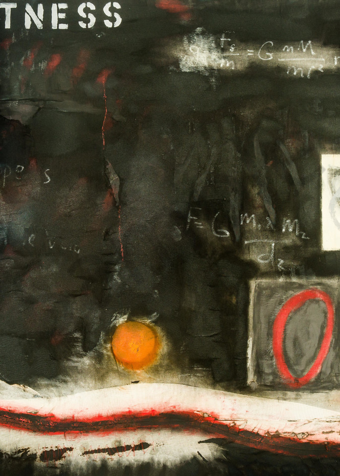 Hope Is Tangential To The Void  Art | Adam Shaw Gallery