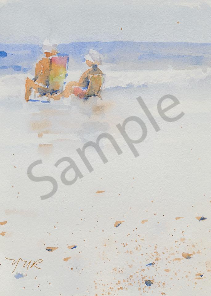 Beach Peace Art | Nancy Reyna Fine Art