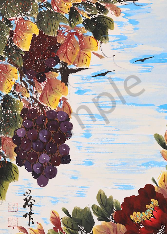Color Reproduction 130 Art   BlackRock Medium LLC.