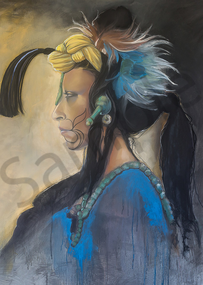 Kelly Bandalos / Aztec Princess
