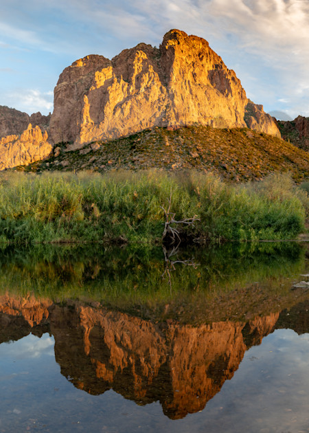 Salt River Reflection 02