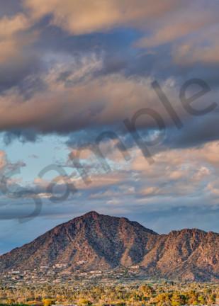 Phoenix Camelback Mountain High resolution photograph