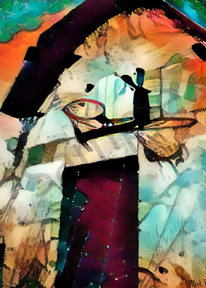 """Hoops"" by Indiana Digital Artist Mark Rouse   Prophetics Gallery"