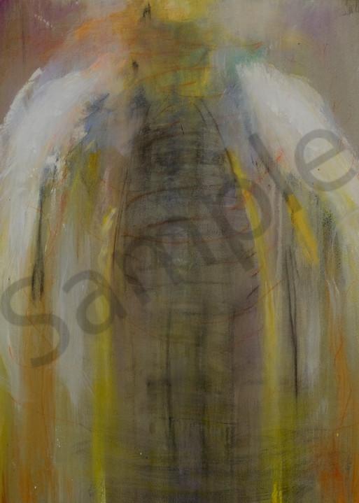 Maternal Guardian Art | Jennifer Ewing