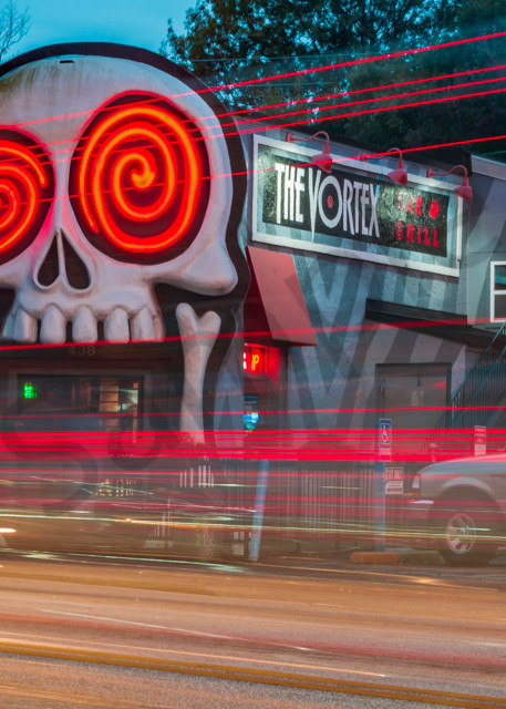 The Vortex in Little Five Points | Susan J Photography