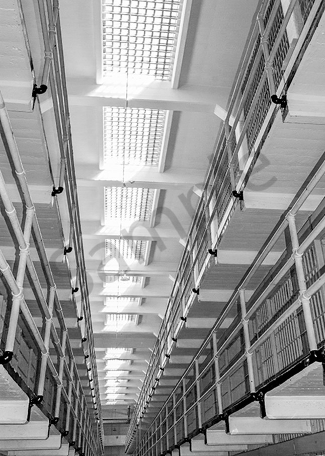 Prisoncells Larrain Photography Art | CLAUDIA LARRAIN