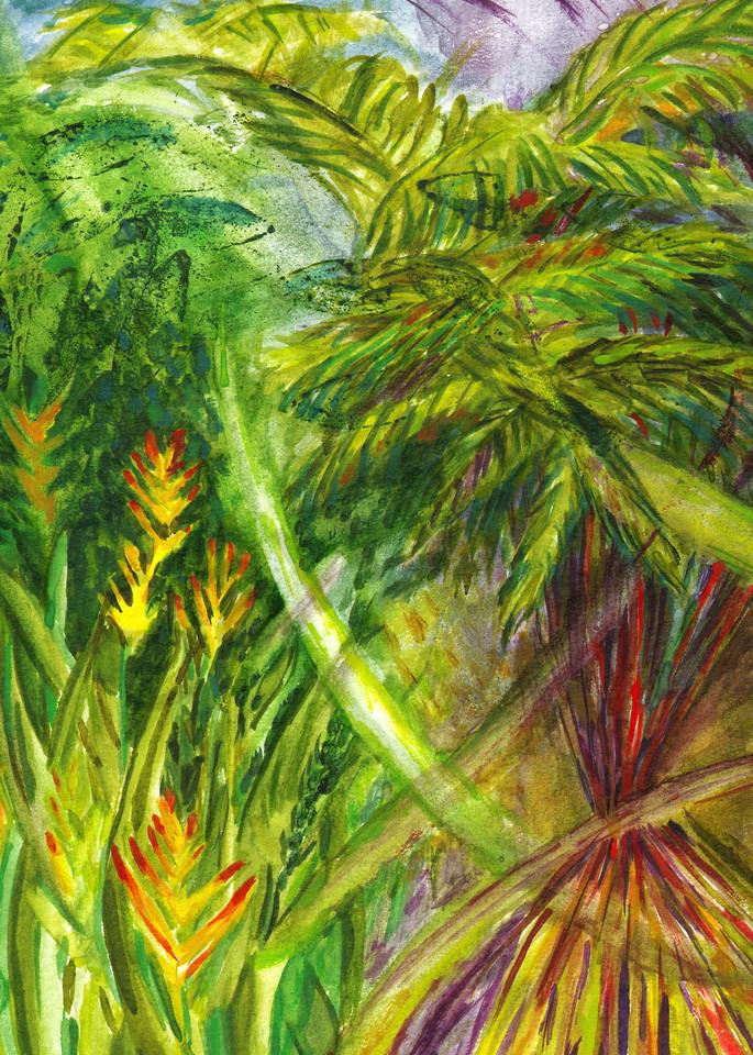 Big Isle Forest Art | Marisela Bracho