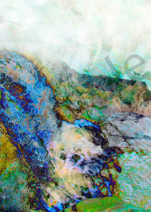 Meet The Waters Within Art | Marisela Bracho