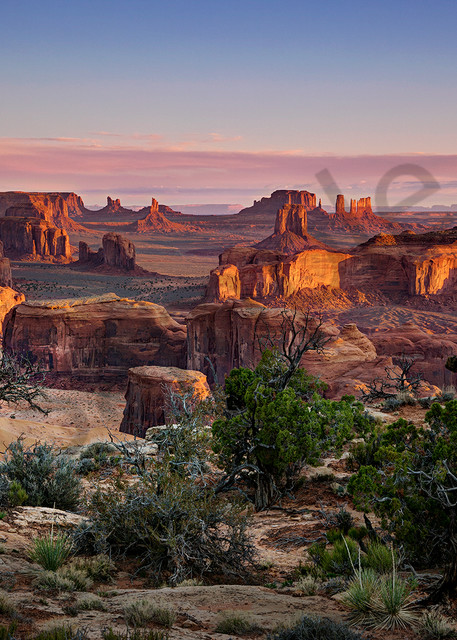 0855 Hunts Mesa  Art | Cunningham Gallery