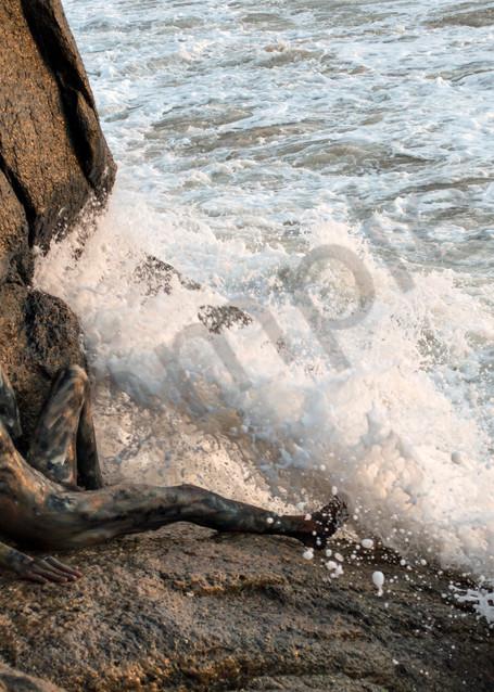 2017 Ocean Boulder Sri Lanka Art | BODYPAINTOGRAPHY