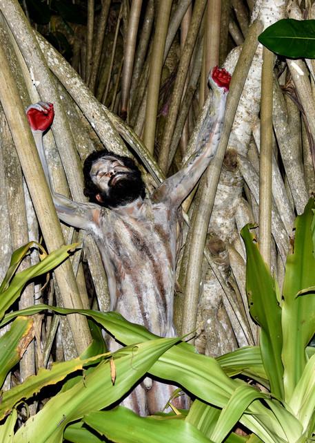 2018 Mangrove Roots Sri Lanka Art | BODYPAINTOGRAPHY