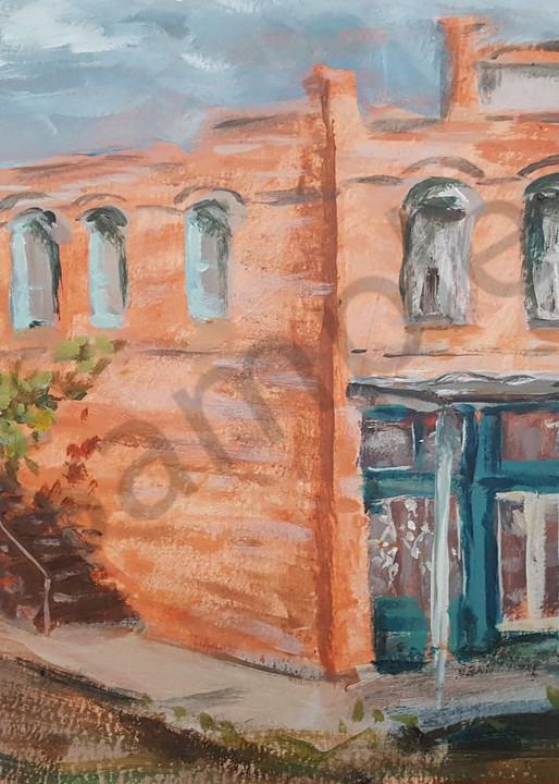 The Carrington Buda Texas Fine Art Prints