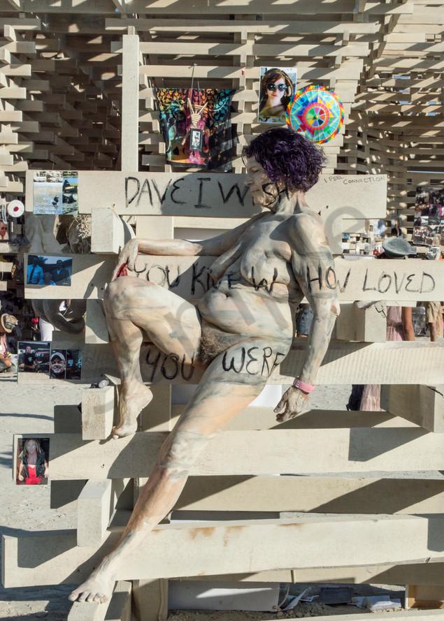 2017  Temple Message  Nevada Art   BODYPAINTOGRAPHY