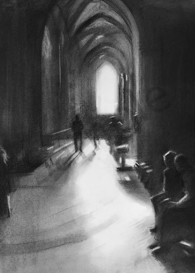 Arch Light Scotland (Original/Sold) Print Available Art | Adam Benet Shaw Studios