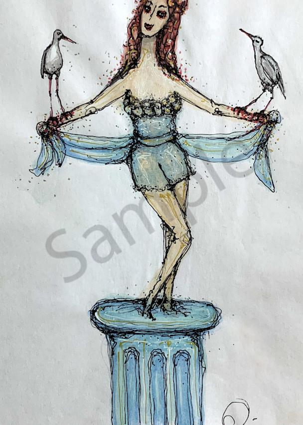 Trophy Wife Art | Atelje Rose