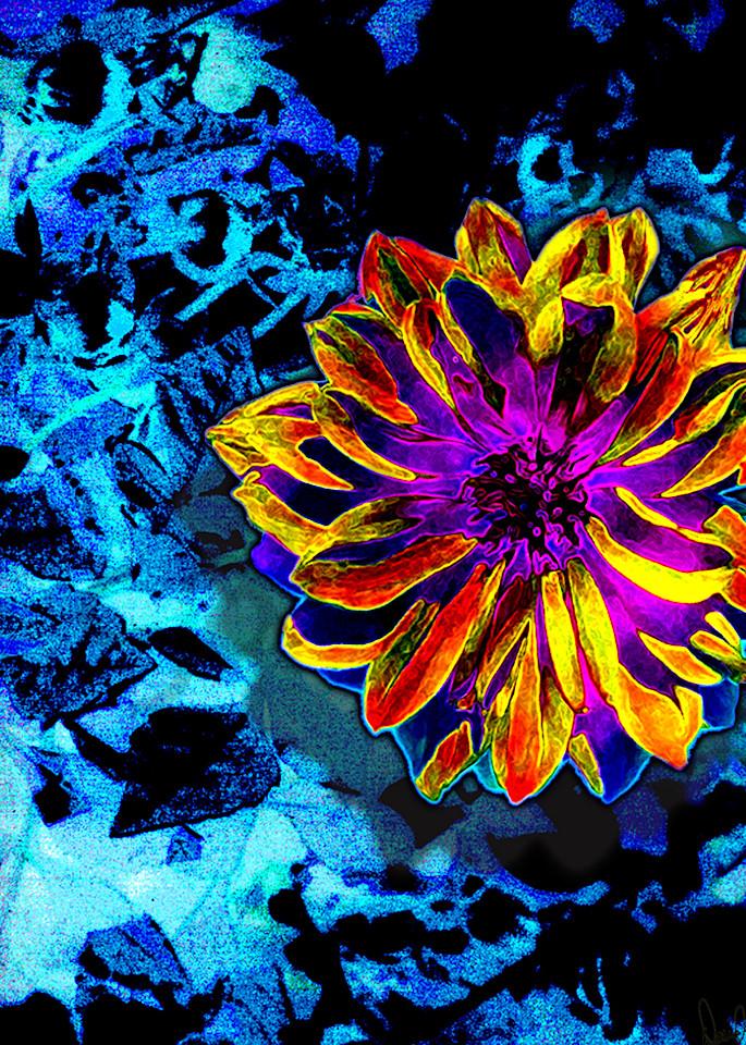 Flower 48 Art   Cincy Artwork