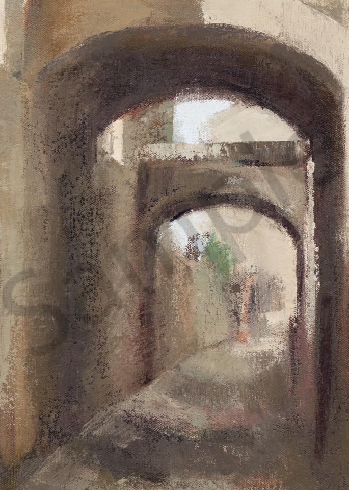 Passage: Assisi  Art | Michelle Arnold Paine Fine Art