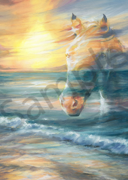 """Waves Of Wonder"" by Canadian Artist Melani Pyke   Prophetics Gallery"