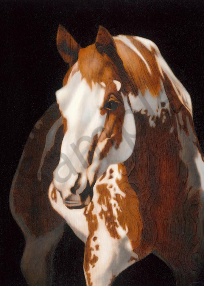 Painted Horse Art | GeorgeCharriezArt
