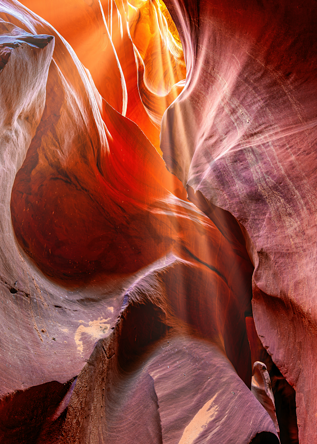 Slot Canyon Photography Art | Images by Louis Cantillo