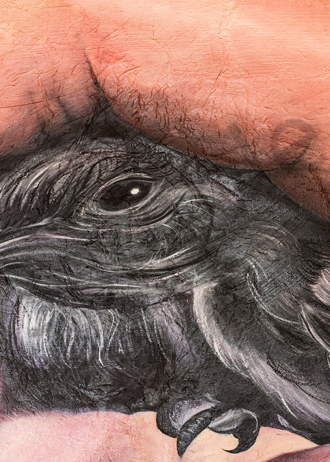 """""""Valuable"""" by South African Artist Trudie Oosthuizen 