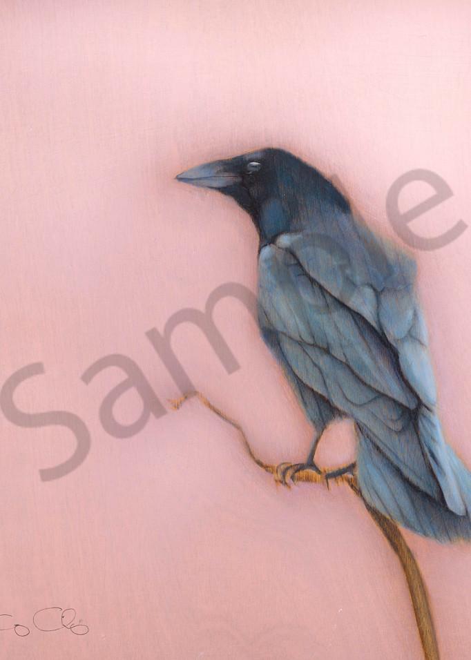 Crow Art   GeorgeCharriezArt