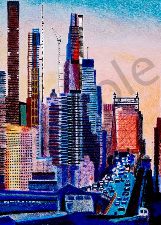 The 59 Th St Manhattan Bridge Art | lencicio