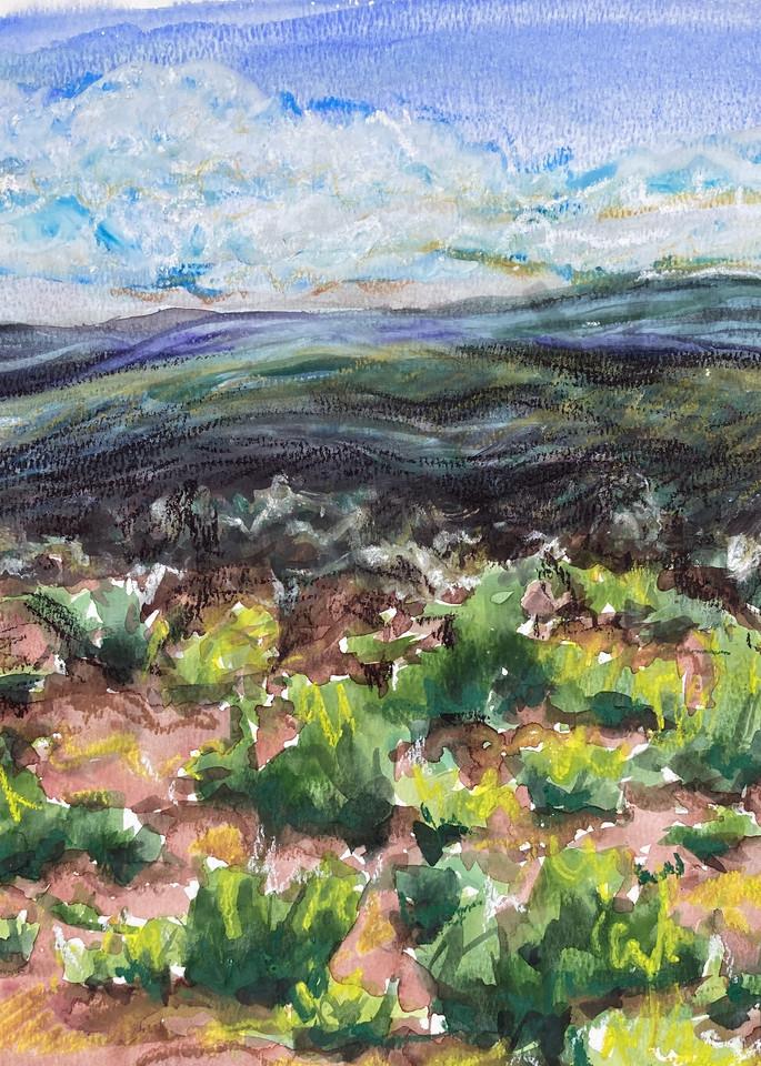 """Fine Art Prints """"Memorized Mountains"""""""