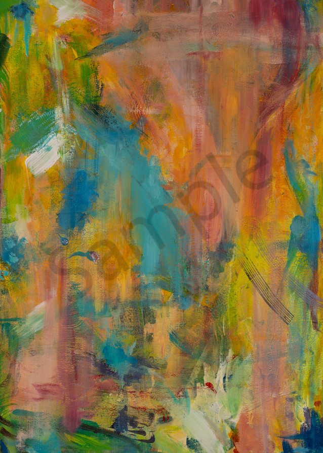 """Oil Of Gladness"" by Pennsylvania Prophetic Artist Hannah Hopkins | Prophetics Gallery"