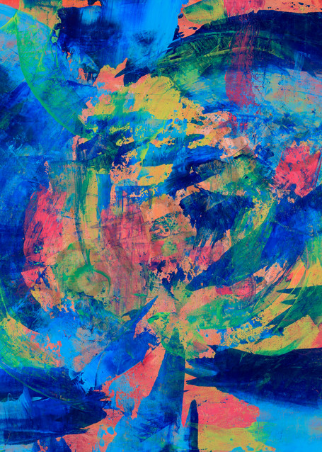 """Colors Of The Heart"" by Massachusetts Prophetic Artist Hannah Hopkins | Prophetics Gallery"