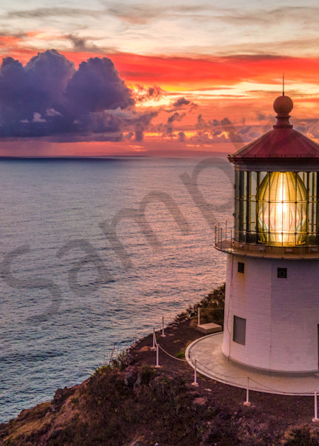 Makapuu Lighthouse Dawn