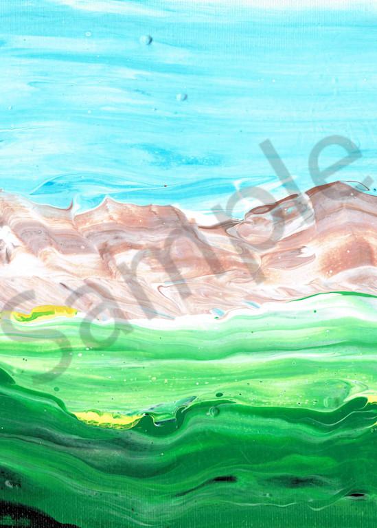 Fluid Landscape No. 3
