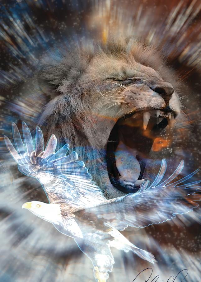 """Protected"" by Pennsylvania Prophetic Digital Artist Abigail Cruz | Prophetics Gallery"