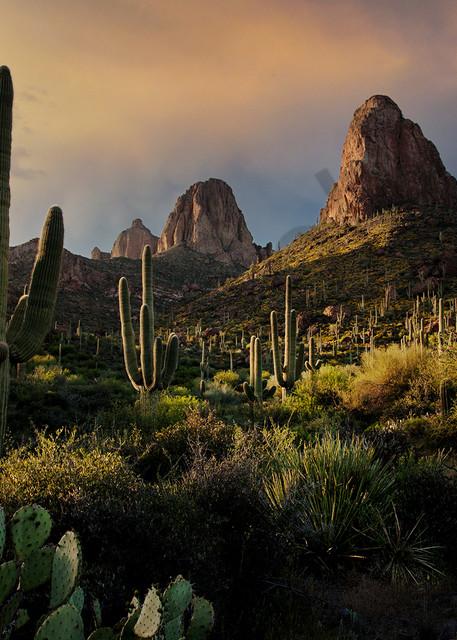 2000 Superstition Mountains Art | Cunningham Gallery