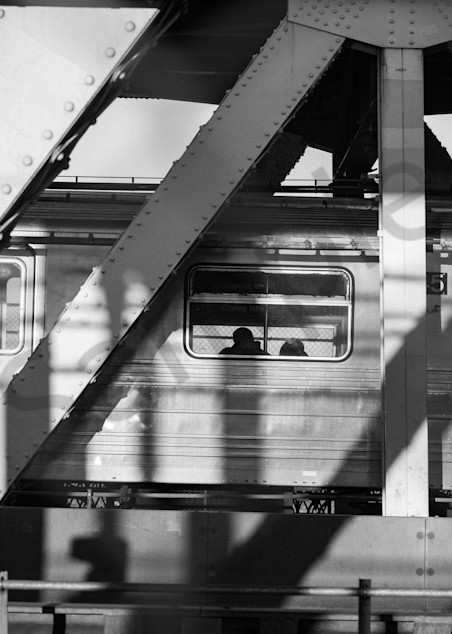 The Geometry Of Manhattan Bridge Photography Art | Insomnigraphic