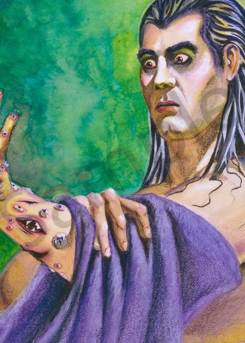 Illness Art   Melissa A Benson Illustration