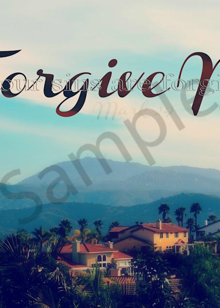 """Forgive Me"" - Mark 2:9"