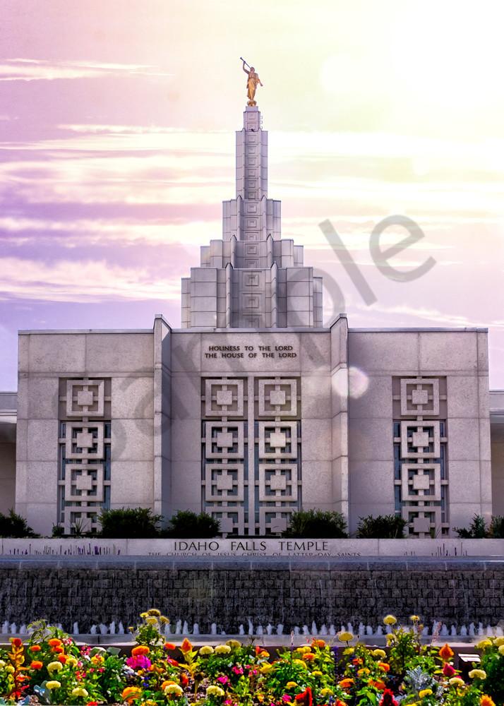 Nephite Temple