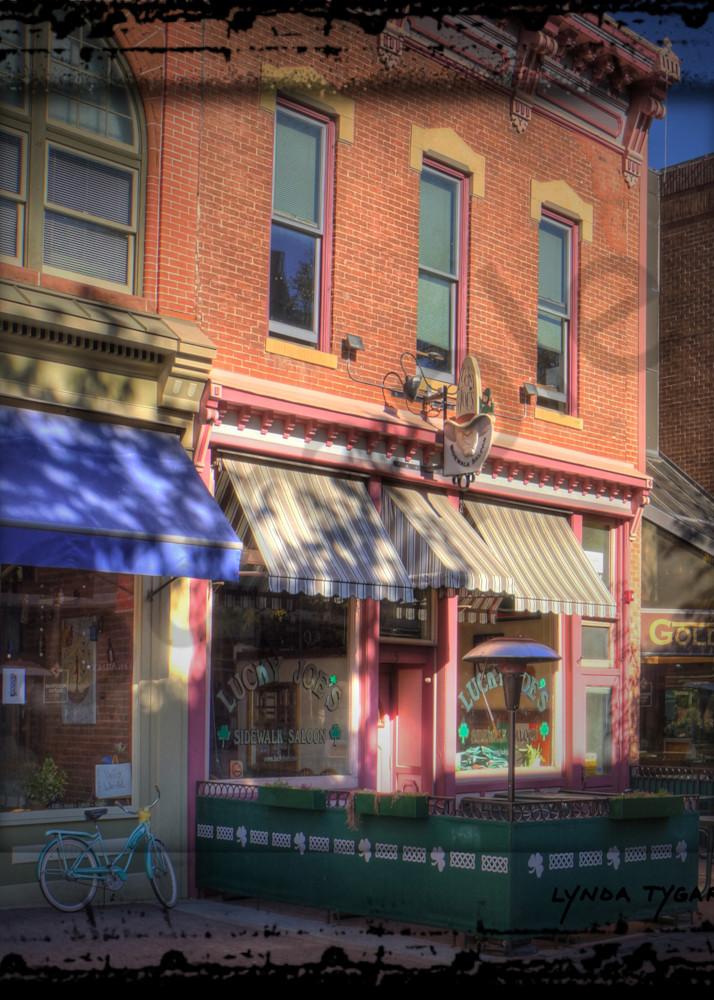 Tygart Fort Collins Old Town2 Photography Art   LYNDA TYGART  ART PHOTOGRAPHS