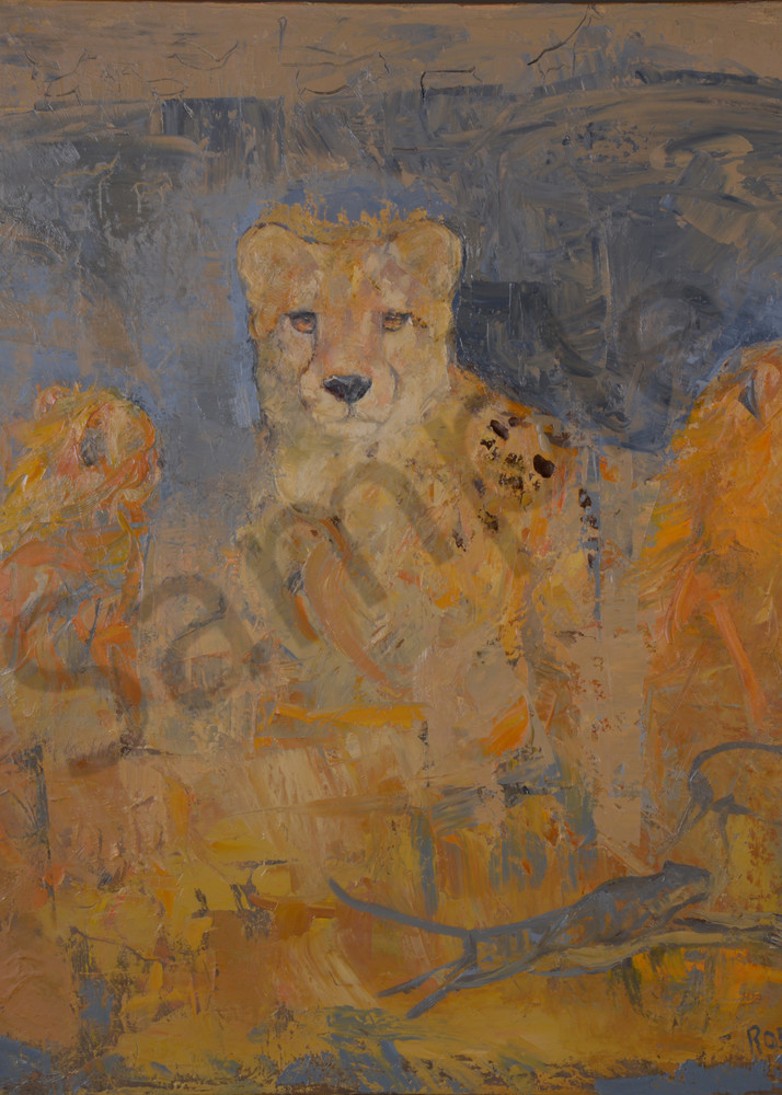 Colors Of Kenya Art   Mary Roberson