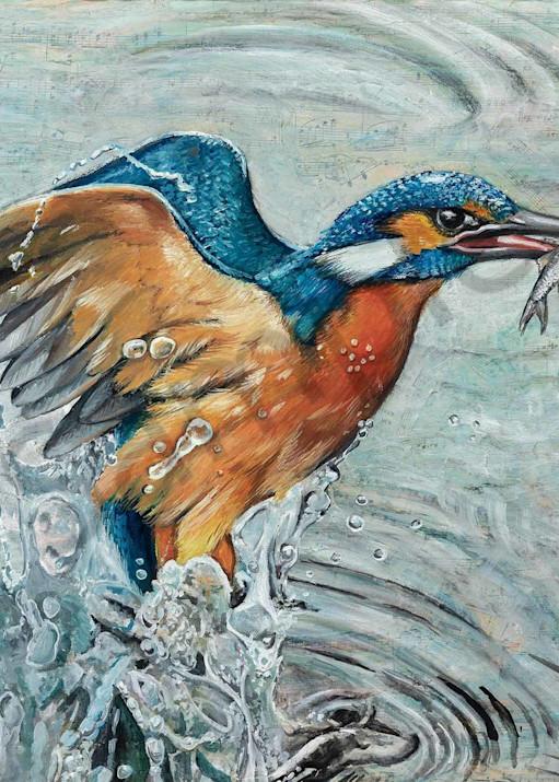 Kingfishing