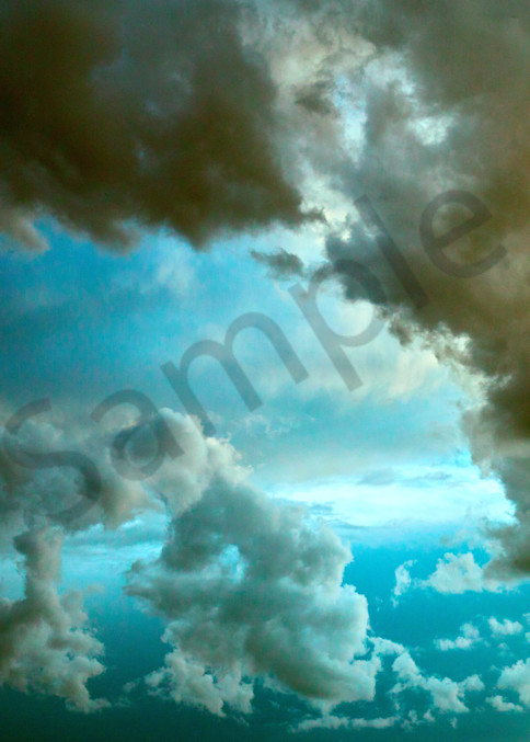 Denver July Sky|Fine Art Photography by Todd Breitling