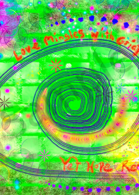 In The Right Place Digital Art by Todd Breitling