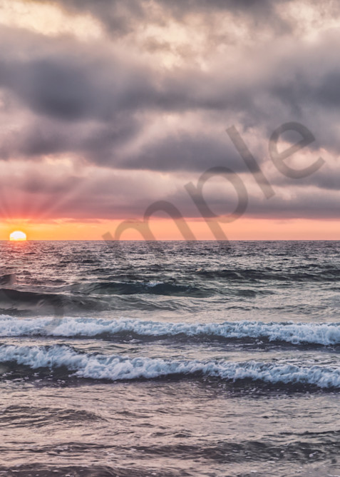 La Jolla Shores San Diego Sunset | Susan J Photography