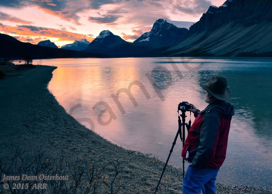 Daryl Bow Lake Photography Art | Swan Valley Photo