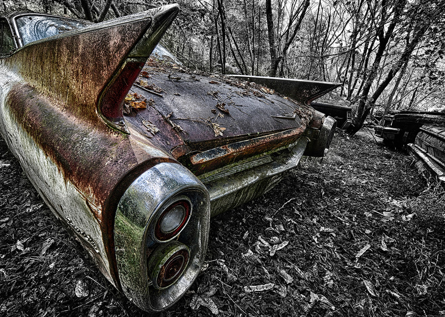 Cadillac Photography Art | Robert Jones Photography
