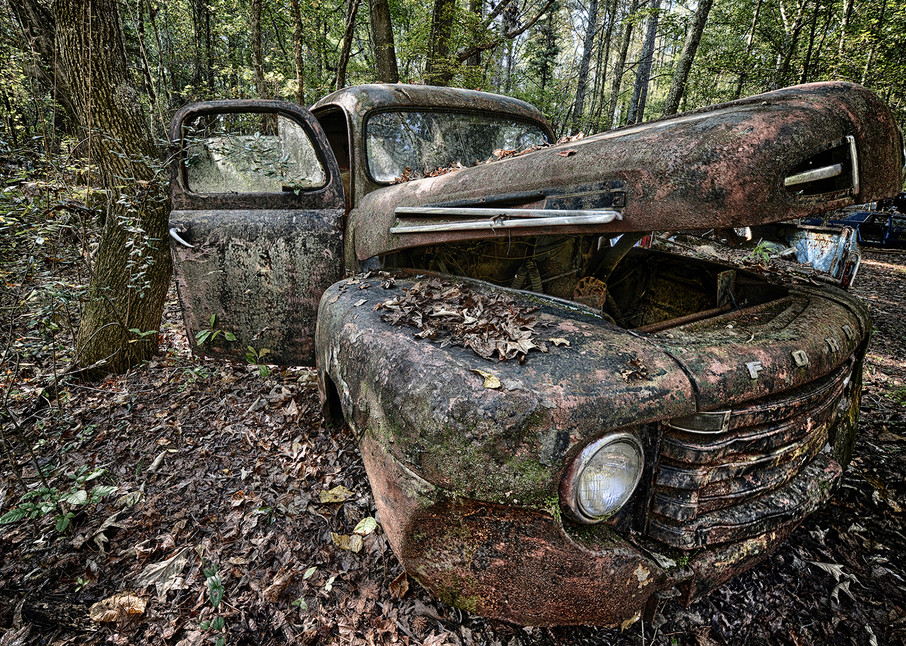 Ford Pickup No. I Photography Art | Robert Jones Photography