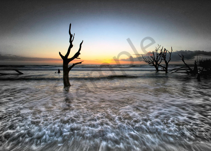Rough Wave Photography Art | Robert Jones Photography